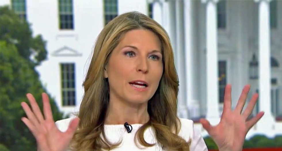 MSNBC's Nicolle Wallace reveals Trump's 'soft underbelly' that is the 'real trigger' for his latest panic