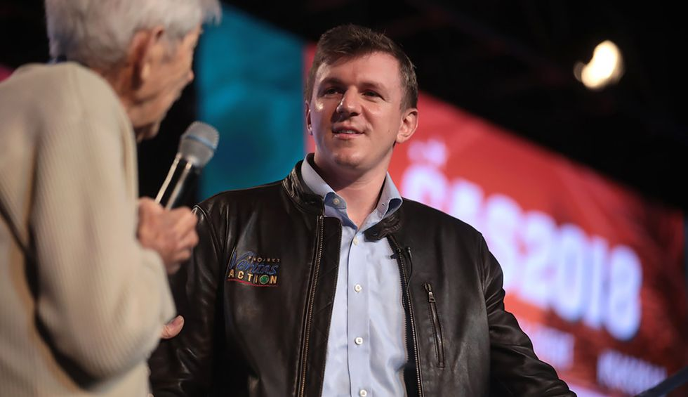 How the right-wing group Project Veritas is violating Facebook's policy on 'coordinated inauthentic behavior': report