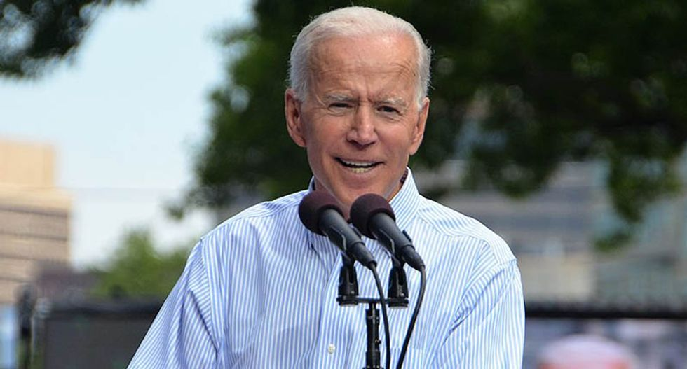 Joe Biden wants you to apply a double standard to his campaign