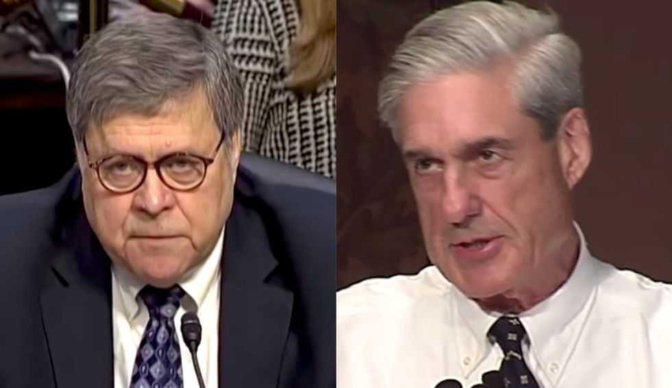 AG Barr: Democrats want to create a 'public spectacle' with Robert Mueller's House testimony