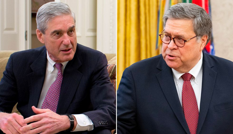 Legal expert's devastating side-by-side comparison of Barr and Mueller statements shows exactly how the AG did Trump's bidding