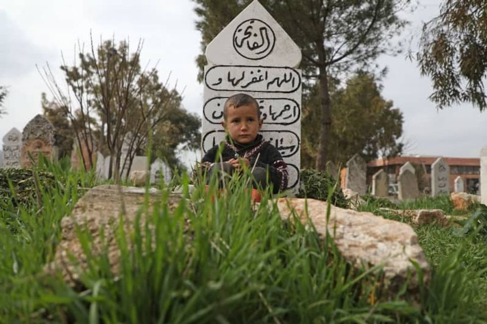 Syria death toll 384,000 after nine years of war: monitor