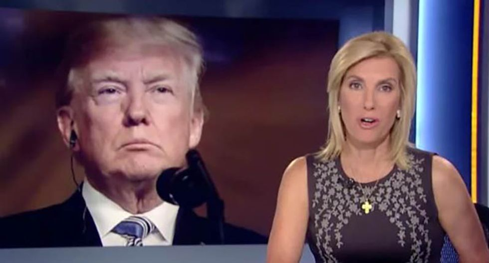 D-Day 75th anniversary commemoration delayed as Trump gives interview to Fox News' Laura Ingraham