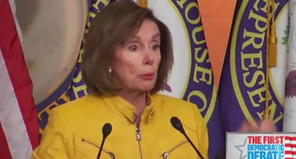 Pelosi under fire for debt ceiling deal that hands GOP power to kneecap progressive agenda: 'It's as bad as it looks'