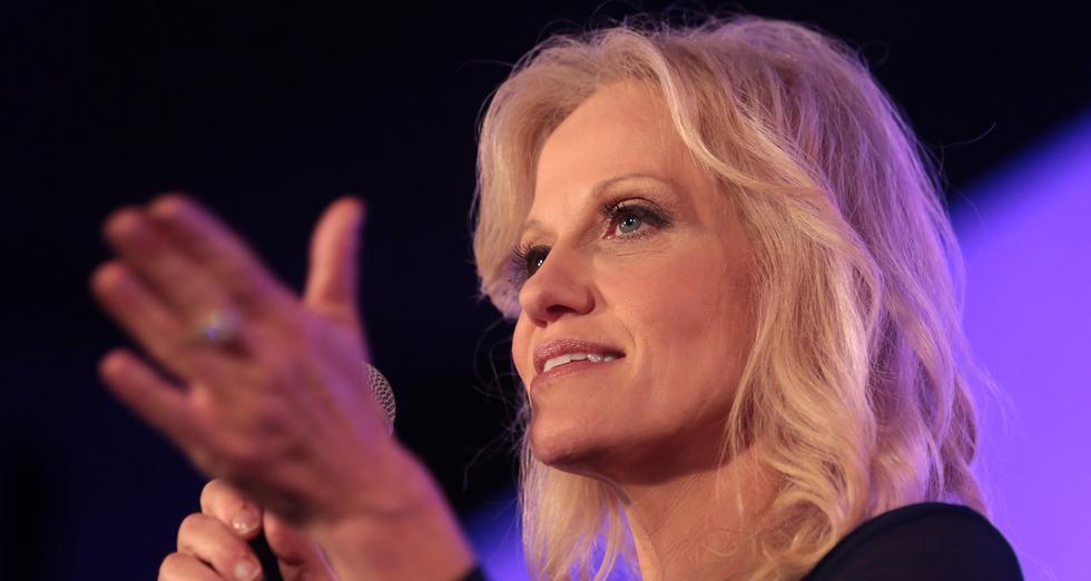 Washington Post unloads on the 'breathtaking arrogance' of Kelleyanne Conway in brutal editorial