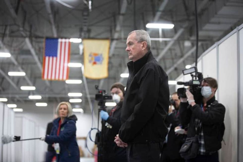 Some ventilators NJ got from federal government aren't working: governor