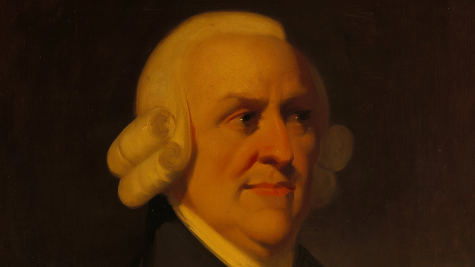 Conservative economists embrace Adam Smith as a hero — but many scholars say his legacy has been distorted