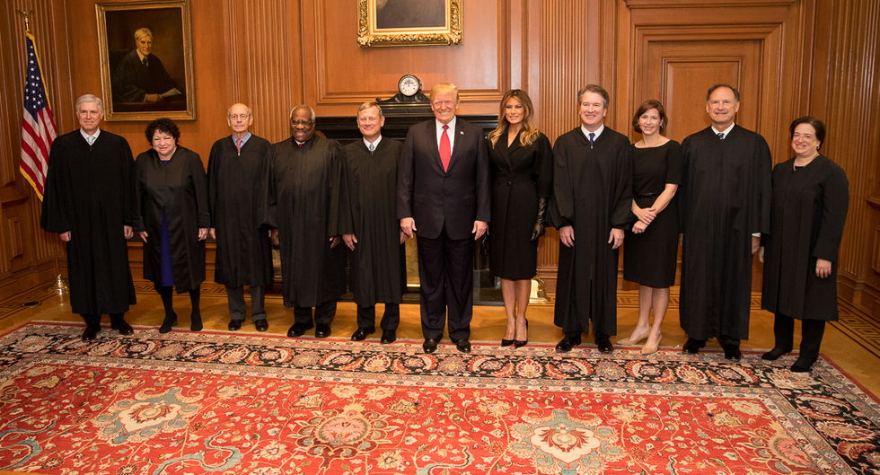 Trump asks the Supreme Court to save him from a criminal investigation
