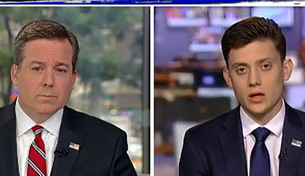 Ex-GOP congressman: Kyle Kashuv's racist and anti-Semitic remarks are 'exactly what we see' from mass shooters