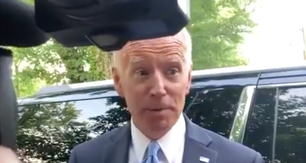 Joe Biden demands an apology from Cory Booker after his segregationist comments get hammered