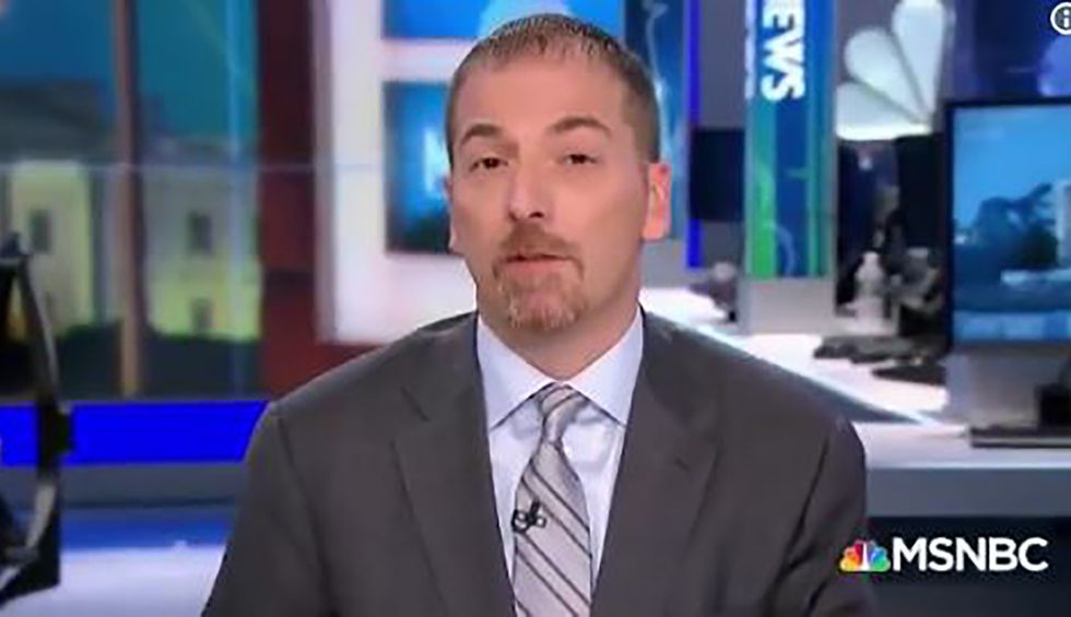 Trump spouts endess lies and conspiracy theories in interview with Chuck Todd — again
