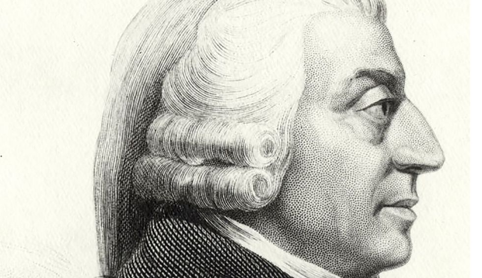 How Adam Smith became a surprising hero among conservative economists