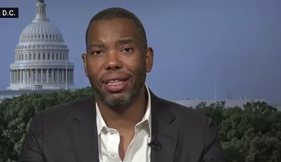 Ta-Nehisi Coates: Reparations are not just about slavery -- but also centuries of theft and racial terror