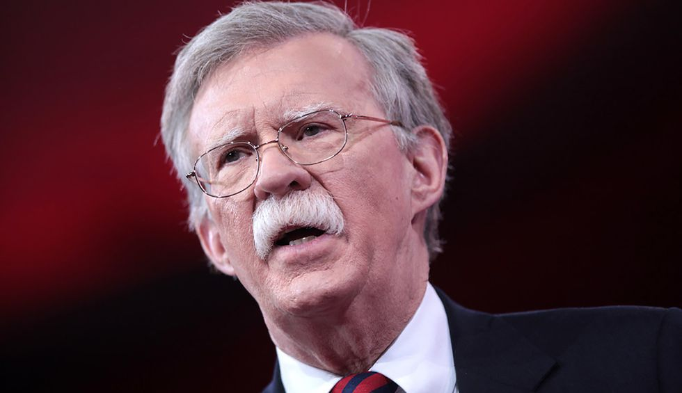 The unlikely rise and spectacular fall of John Bolton