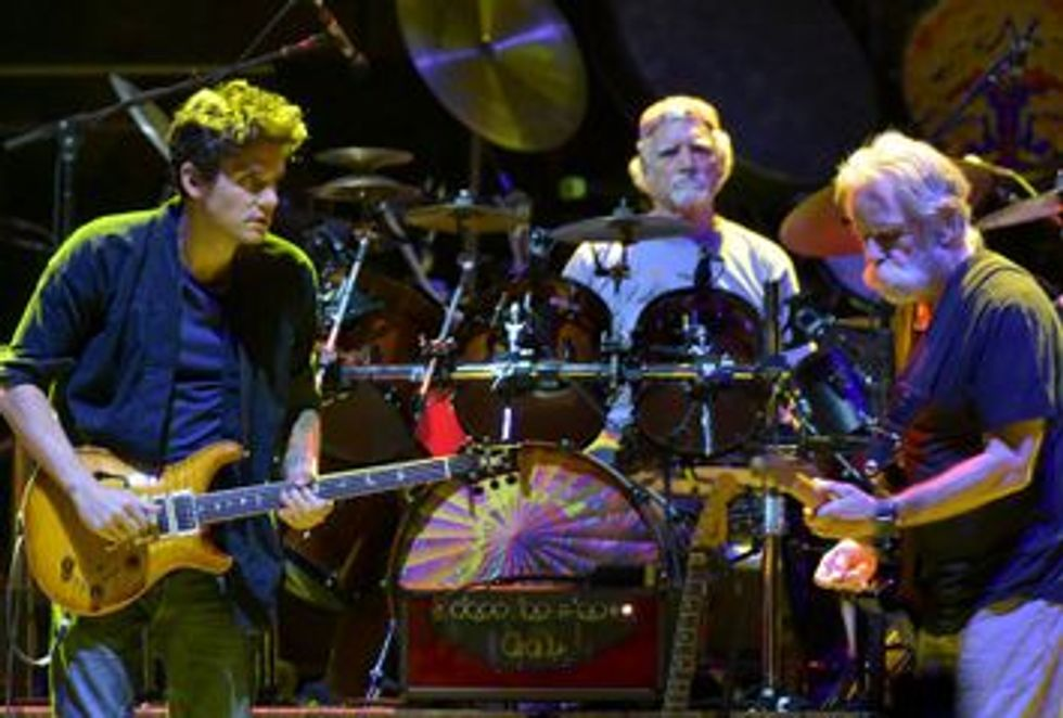 Communing with the Dead: I followed the Grateful Dead to escape and ended up finding home