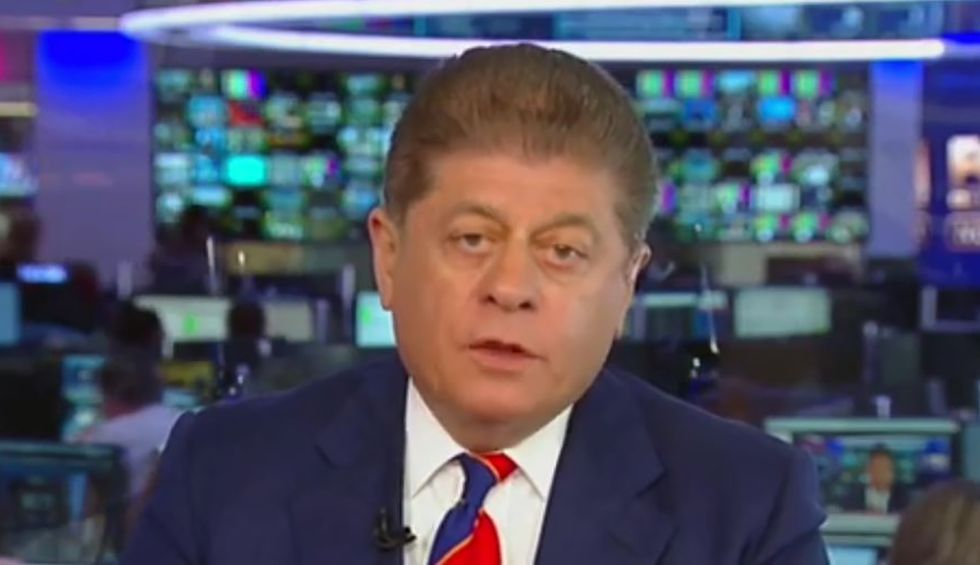 Fox News legal analyst says Trump 'manifested criminal and impeachable behavior' and sent a 'dog whistle to the deranged'