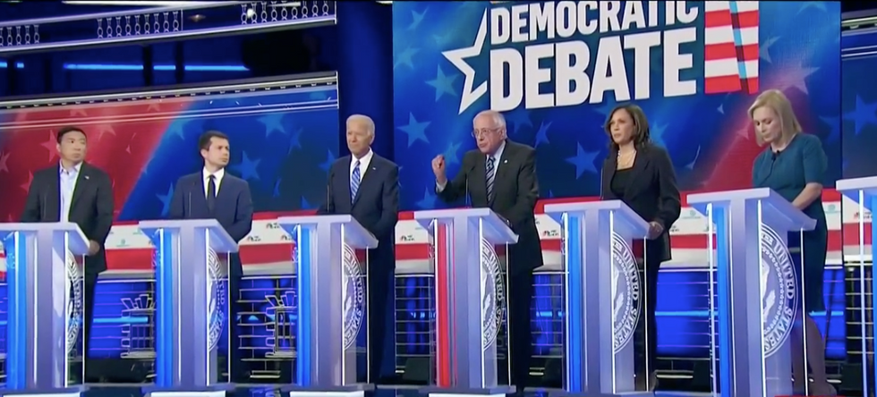 New polls show how the Democratic debates have completely upended the 2020 primary race