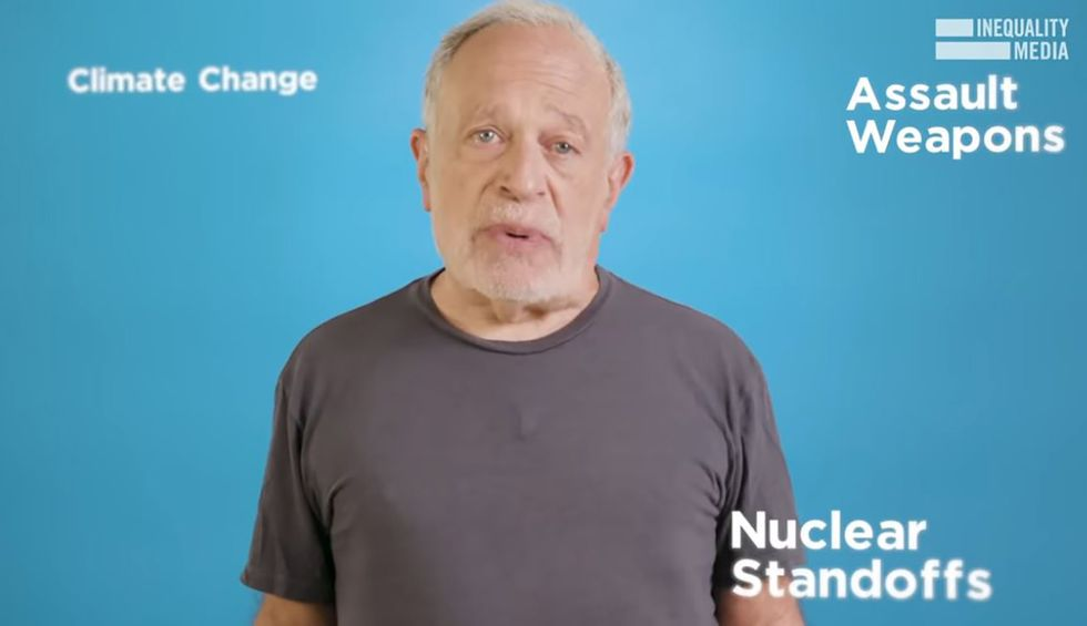 Robert Reich breaks down how oligarchs are 'cashing in' on the pandemic