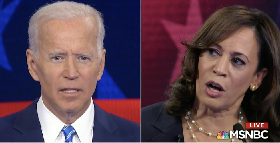 Why Kamala Harris was completely right in her attack on Joe Biden over busing