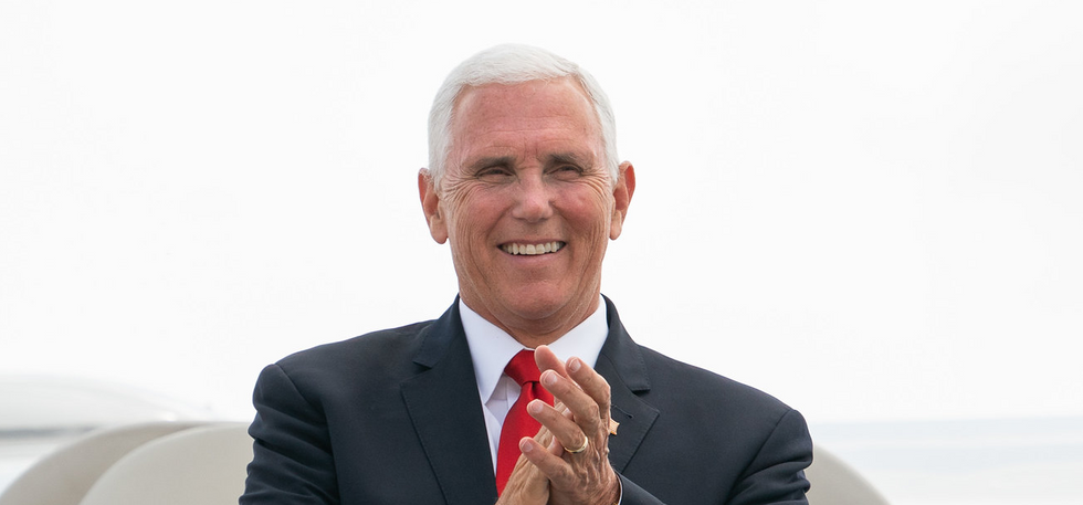 Mike Pence's mystery turnaround remains unexplained — and it's creating a tone of WTF in Washington