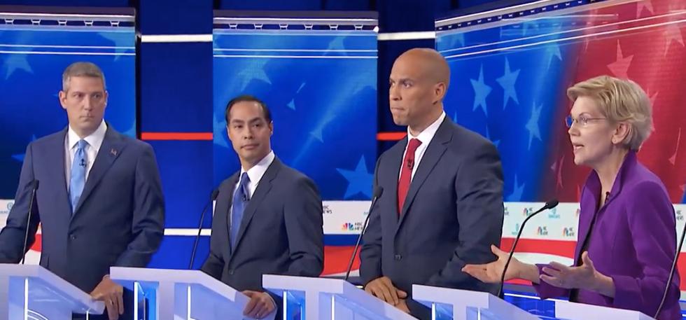 Exclusive: No, the Democratic establishment isn't jamming anyone down your throat