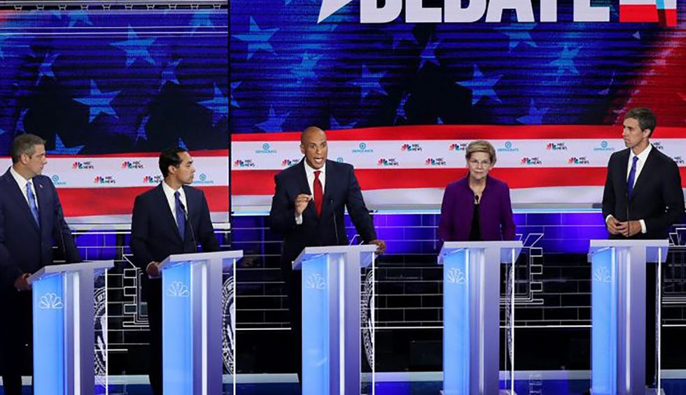 Here's how TV cameras influence candidates' debate success