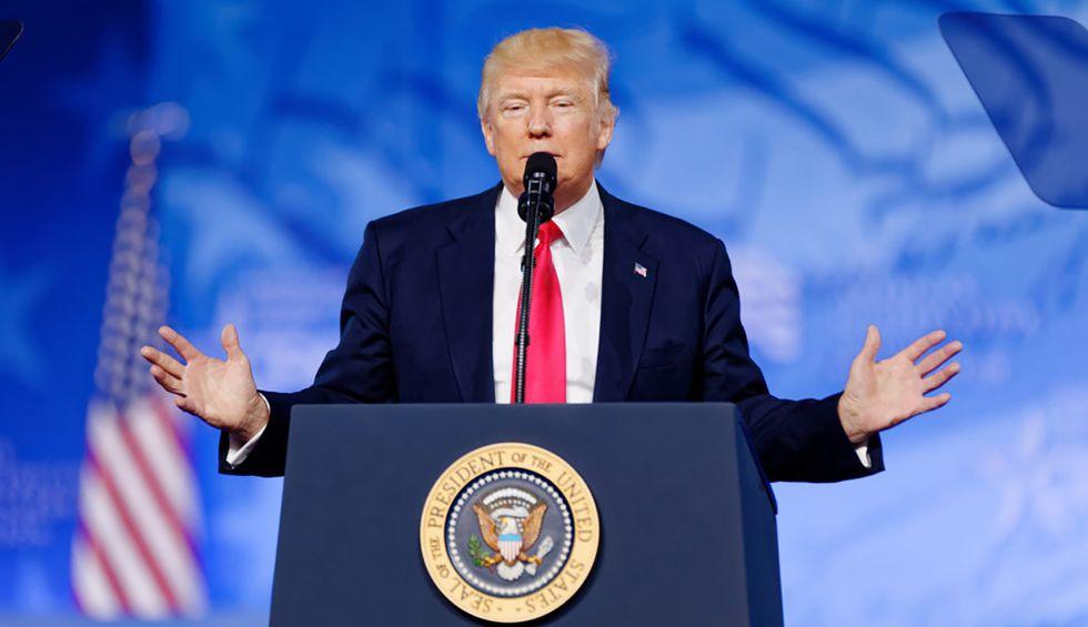 Even Trump's best poll numbers show how unpopular he is: report
