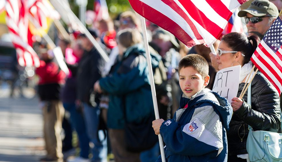 True patriots are rebels, not bootlickers