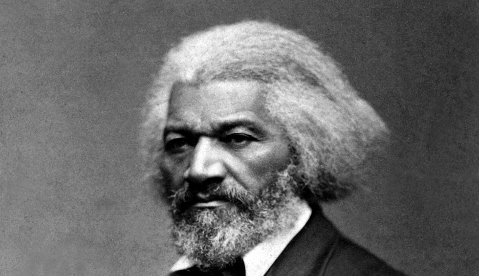 'What to the slave is 4th of July?': James Earl Jones reads Frederick Douglass's historic speech