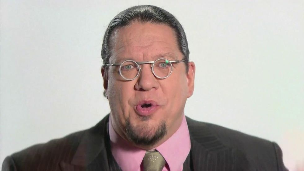 Penn Jillette: Trump Jr. mistook my fascination with his father's mental problems as affection