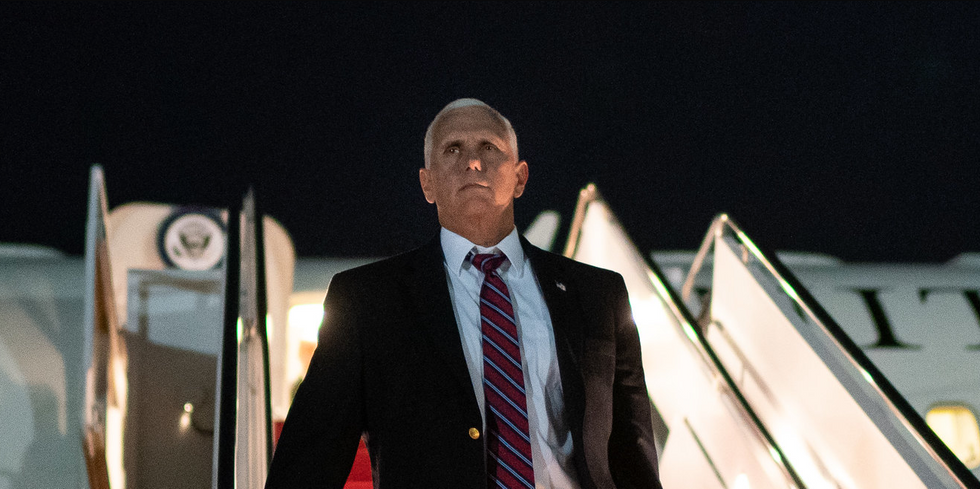 Trump used Mike Pence to push his Ukraine scheme — but the VP's aides claim he was totally in the dark: report