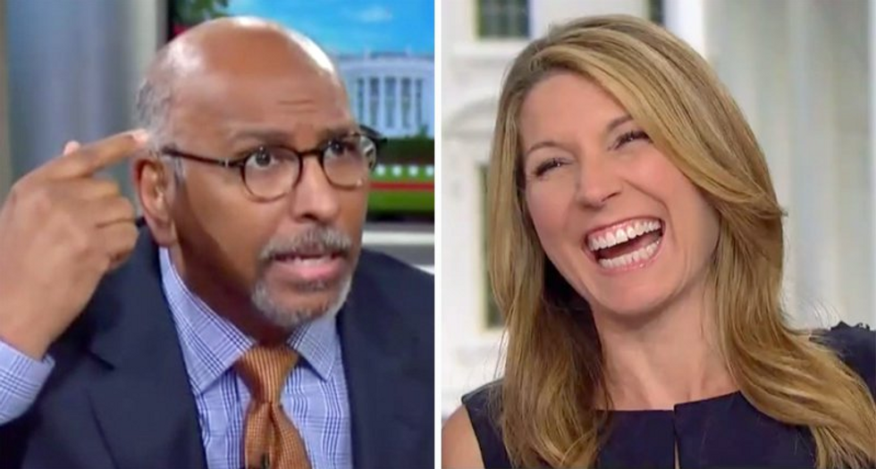 WATCH: Ex-RNC chair reveals the hilarious 'tell' so you know when Trump is lying