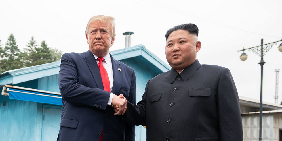 Trump knows that peacemaking is good politics in 2020 — do Democrats?