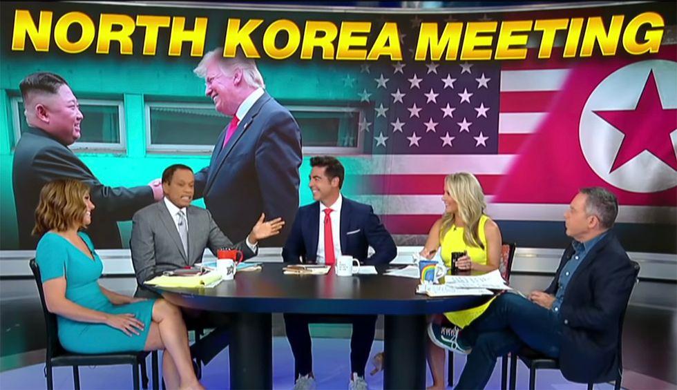 Fox News hosts admit their own hypocrisy