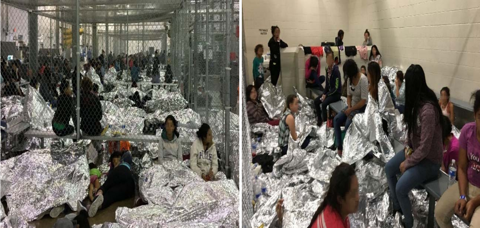 The federal government opened a 'model' facility for migrant kids last month. Now it's being closed