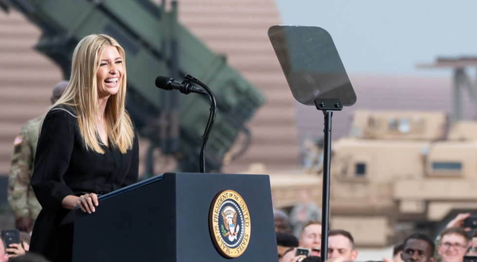 Why Mike Pence's biggest nightmare might just be 'President Ivanka'