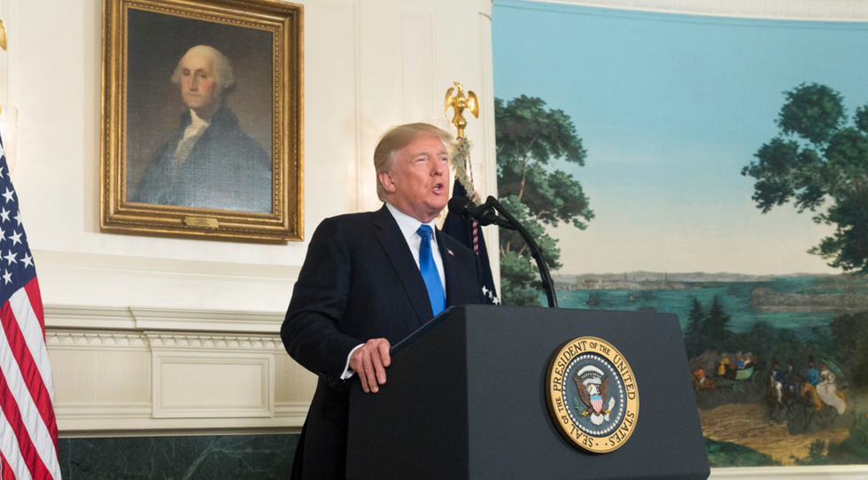 Trump's press conference was an 'incoherent, rambling' mess — and his 'bellicose' foreign policy won't win over voters: conservative columnist
