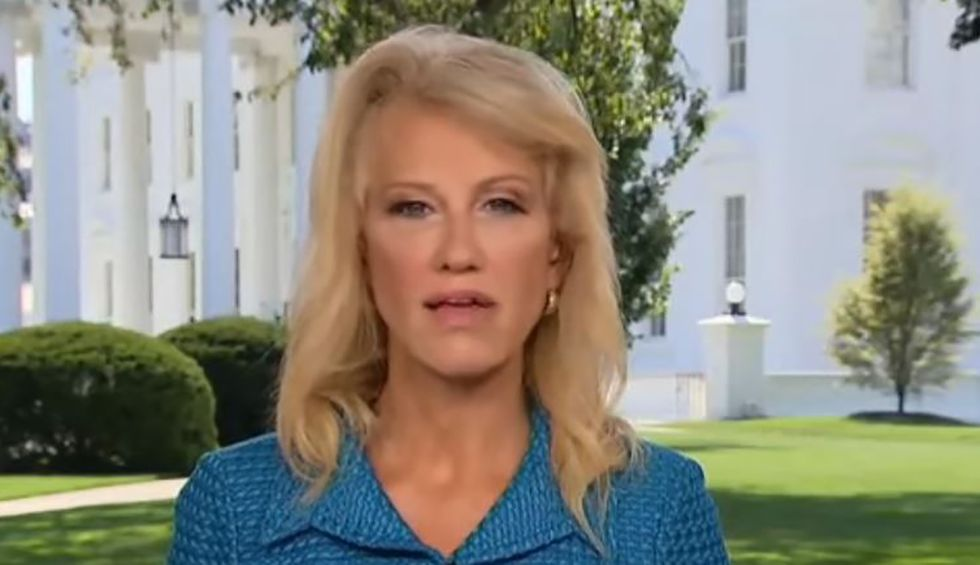 'Ignorant' Kellyanne Conway ridiculed for scientifically illiterate COVID-19 rant