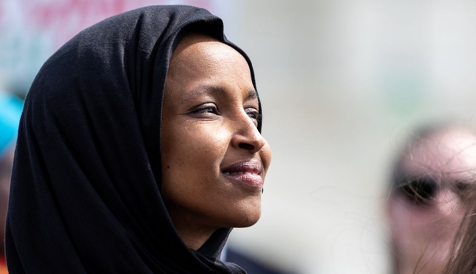 Ilhan Omar unveils bold proposal for U.S. foreign policy 'deeply rooted in justice'