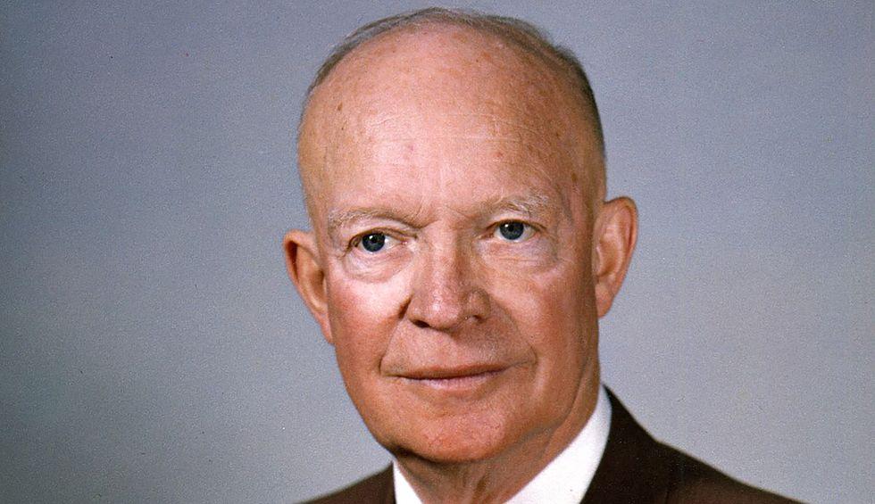 Dwight Eisenhower's worst nightmare has come true