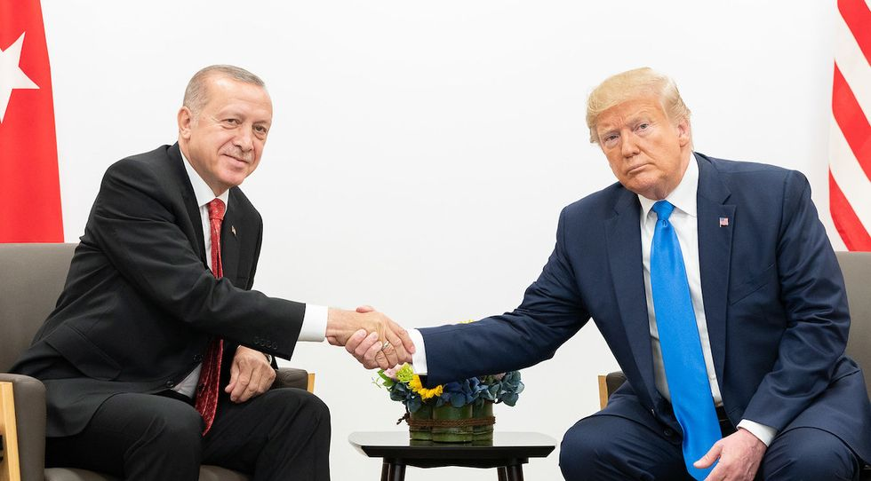 Turkish president threatens US over Trump's insulting letter: 'When the time comes necessary steps will be taken'