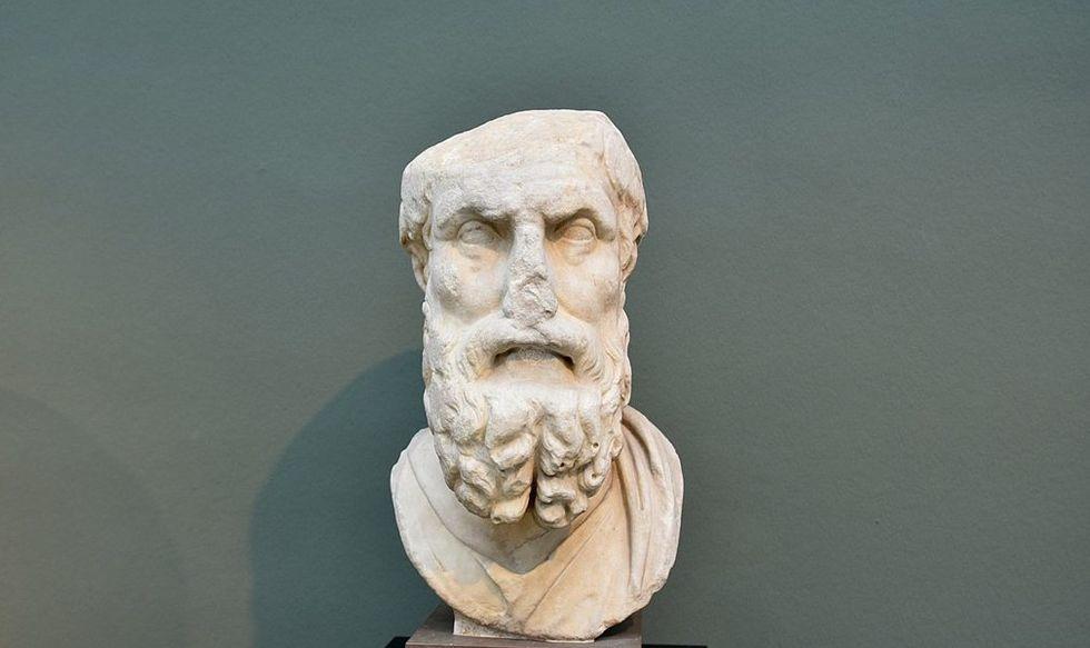 Plagues follow bad leadership in ancient Greek tales