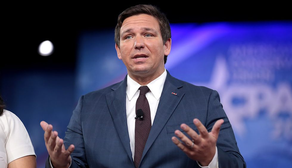 White House turning on GOP's DeSantis amid growing unpopularity: 'Ron isn't really doing anything to help win Florida'