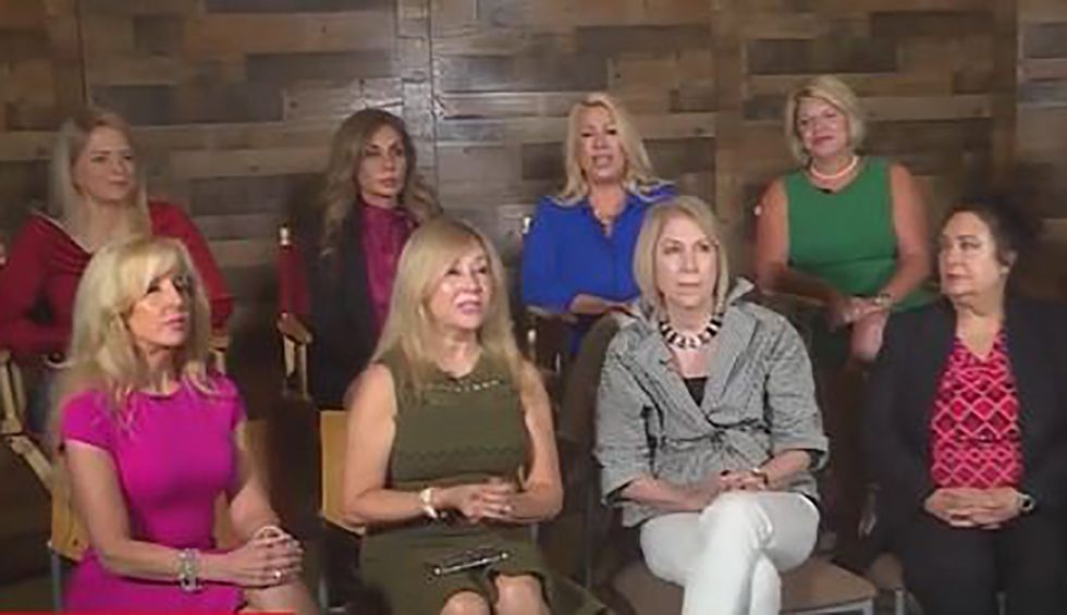 Texas Republican women think Trump wasn't being racist — because 'he didn't say a color'