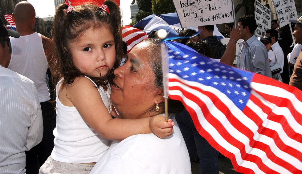 The long, bipartisan history of dealing with immigrants harshly