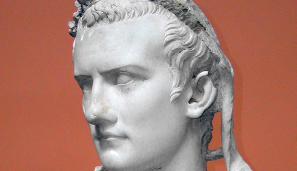 How similar is Trump to Caligula, the Mad Emperor of Rome? This historian has some surprising answers