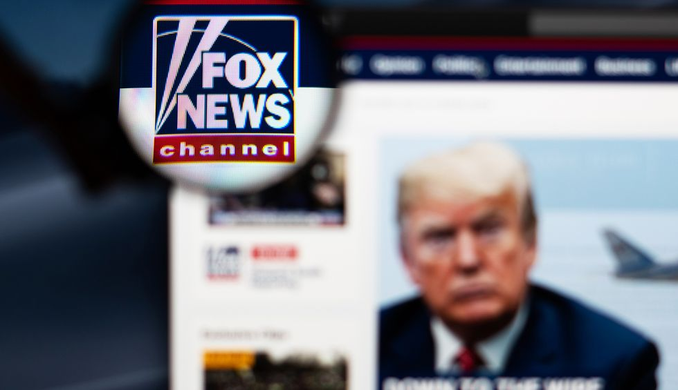 With 'propaganda channel' Fox News creating firewall for Trump, critics says mass mobilization needed to oust president