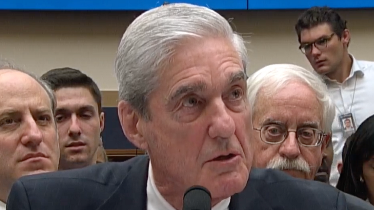 A new sign suggests part of Mueller's investigation may have survived Bill Barr