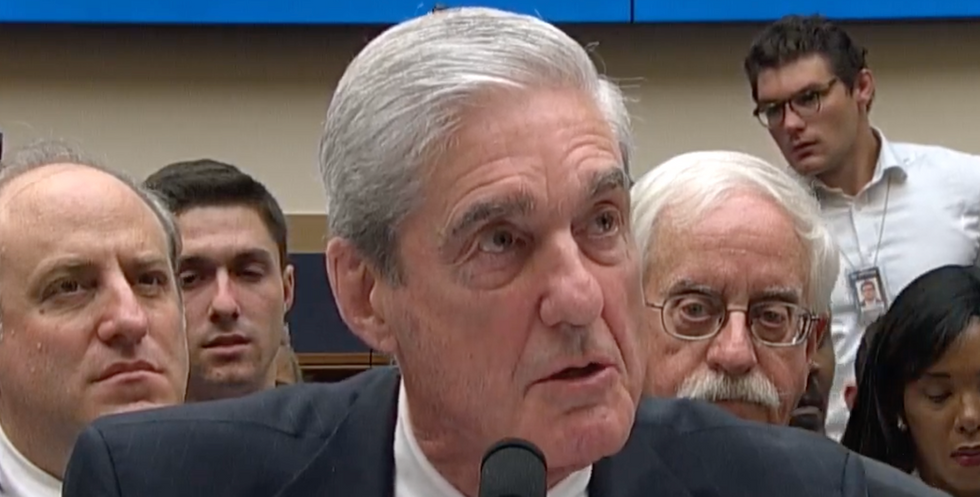 How Mueller's Russia testimony exposed the depth of Donald Trump's corruption