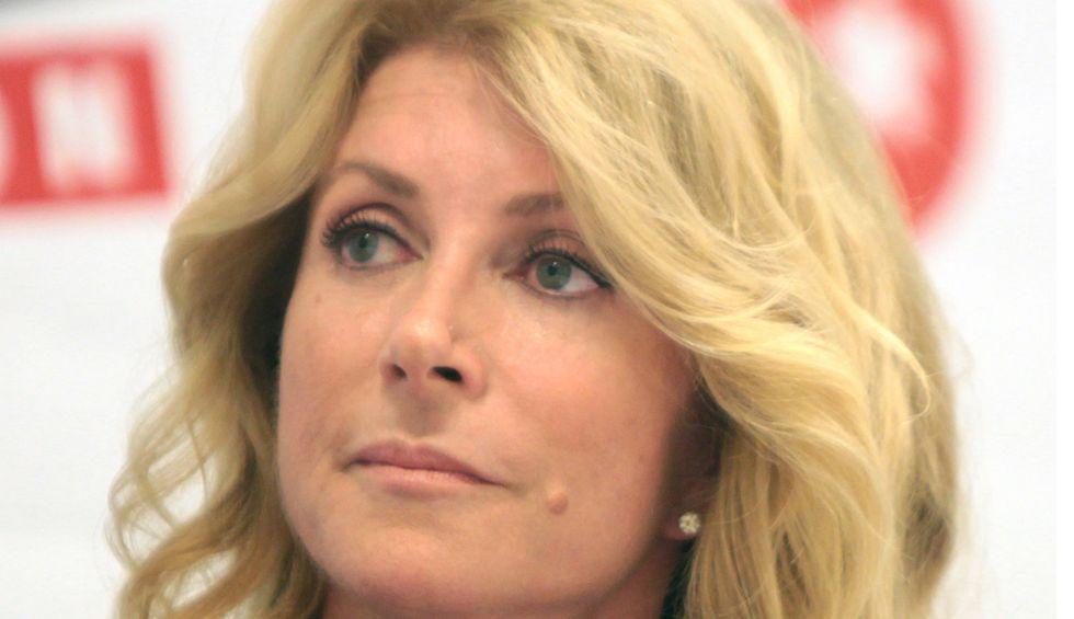Former Texas state Sen. Wendy Davis announces bid for Congress